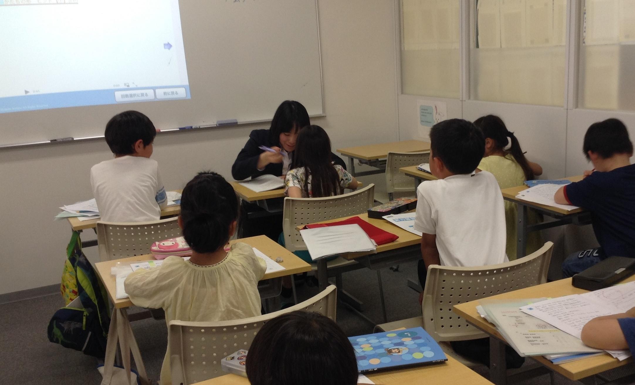 玉井式国語的算数教室で育まれる3つの能力について